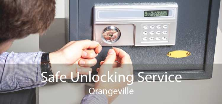 Safe Unlocking Service Orangeville